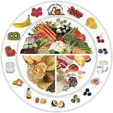Assiette alimentation