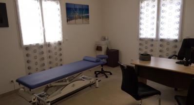 salle de consultation ostéopathie
